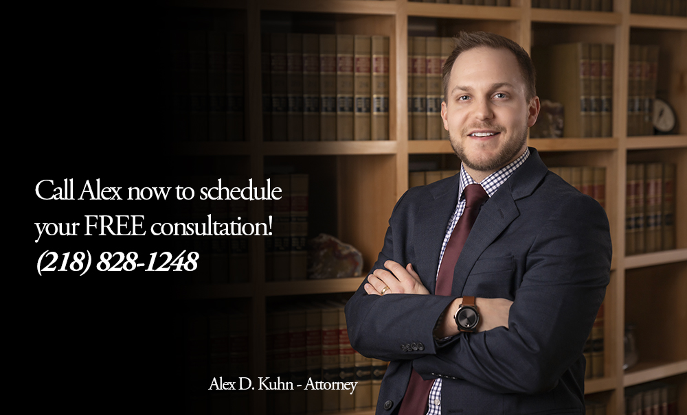 Contact Alex Today!